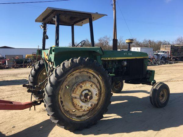 4230 John Deere tractor