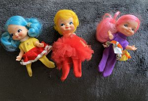 3 Remco Dolls 1969 for Sale in Thousand Oaks, CA
