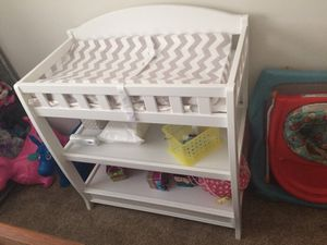 Changing table for Sale in Chester, VA