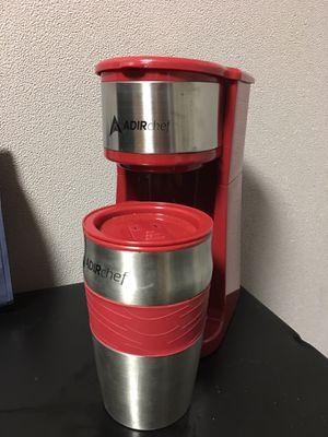 Coffee Maker & Travel Mug Set for Sale in Nashville, TN