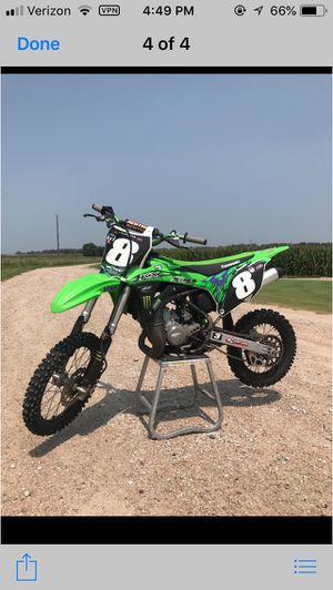 2016 kx 85 for Sale in Alma, NE