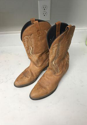 Laredo Abby cowgirl boots - woman's 10m for Sale in Lake Ridge, VA
