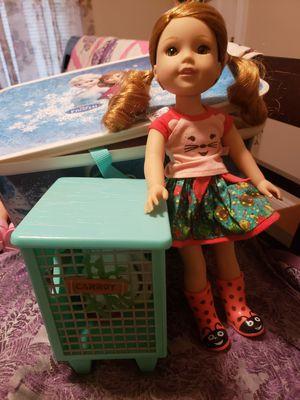 American Girl Wellie Wisher doll for Sale in Hammond, LA