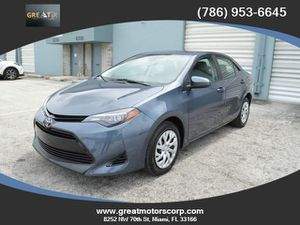 2018 Toyota Corolla for Sale in Miami, FL