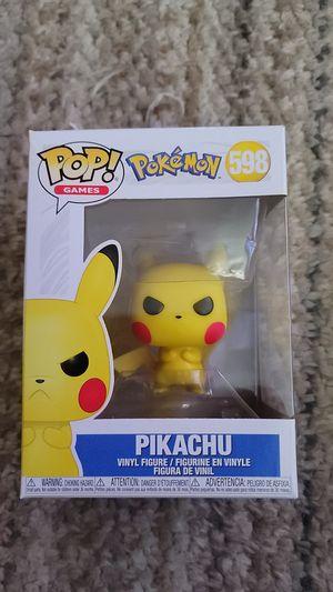 Pikachu Funko Pop for Sale in Buena Park, CA