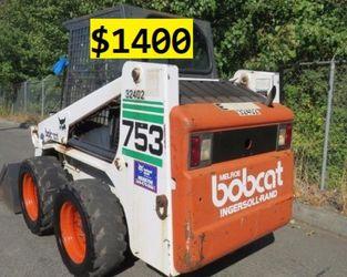 🍁🍁The best price $1400 🌟I'm selling 1997 Bobcat 753 🍁🍁 for Sale in Pomona,  CA