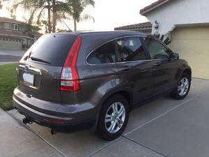 2011 Honda CRV EX-L for Sale in Chula Vista, CA