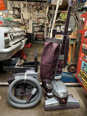 Kirby vacuum and accessories for Sale in Darien, IL