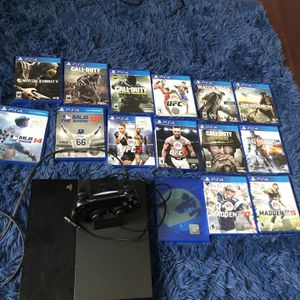 "PS4 Bundle With 32"" Smart Tv for Sale in Keller, TX"