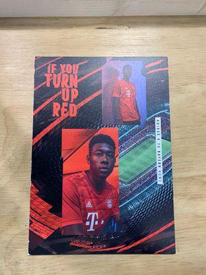 Bayern Munich David Alaba display for Sale in Los Angeles, CA