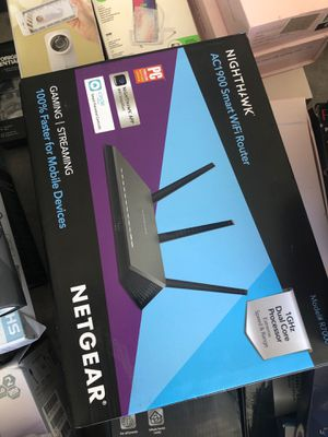 Netgear WiFi router for Sale in Garland, TX