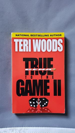 TRUE TO THE GAME II by Teri Woods for Sale in Manchester, CT