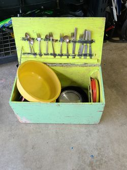 Camp Box for Sale in Hillsboro,  OR