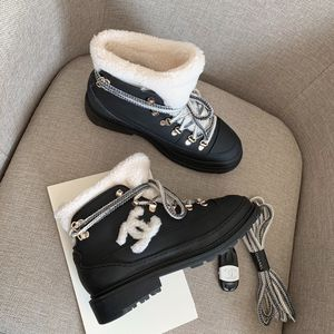 Chanel shearling and leather boots for Sale in Merrillville, IN
