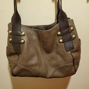 Tignanello Brown Leather Handbag for Sale in Snohomish, WA