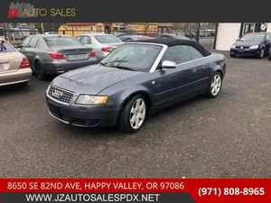 2005 Audi S4 for Sale in Happy Valley	, OR
