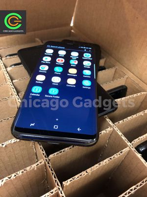 Unlocked Samsung Galaxy S9 256GB for Sale in Chicago, IL
