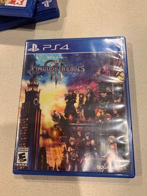 Kingdom Hearts 3 for Sale in Sun City, AZ