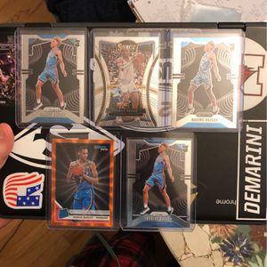 Darius Bazley 5 Card Rookie Lot for Sale in Park Ridge, IL