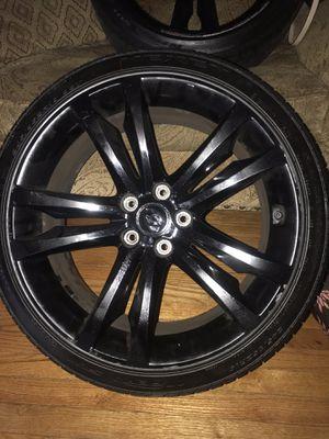 Hyundai Genesis coupe 2010 3.8 wheels for Sale in Nashville, TN