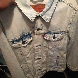 Levi Jean jacket for Sale in Hiram,  GA