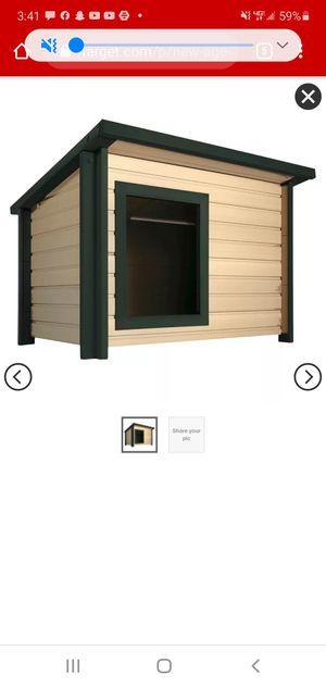 Ecoflex Dog kennel Rustic lodge for Sale in Auburn, WA