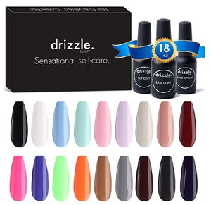 Drizzle 21pcs Gel Nail Polish Set (New) for Sale in Clackamas, OR