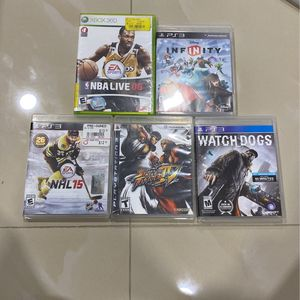 GAME SET PRICES NEGOTIABLE for Sale in Fort Lauderdale, FL