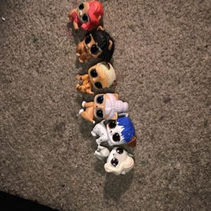 6 lol doll pets!! for Sale in East Riverdale, MD