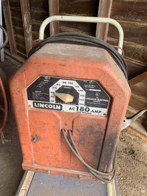 Lincoln welder for Sale in Escalon, CA