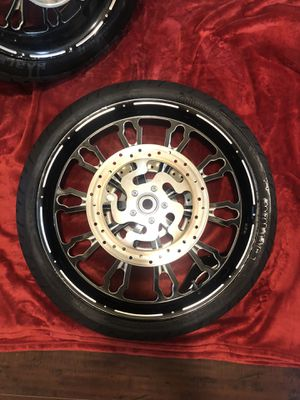 "21"" Harley Davidson Rims for Sale in Campbell, CA"