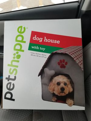 Brand New PetShoppe Dog House for Sale in Chicago, IL