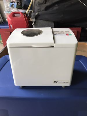 Bread maker-White Westinghouse for Sale in Ravenna, OH