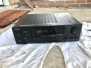 Onkyo audio video control stereo receiver system for Sale in Carson, CA