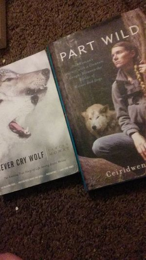Books on wolves for Sale in Middletown, CT