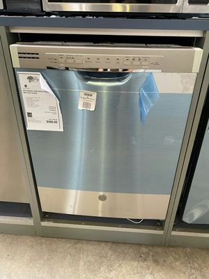 """New GE Stainless Steel 24"""""""" Built In Dishwasher 1 Year Manufacturer Warranty Included for Sale in Gilbert, AZ"""
