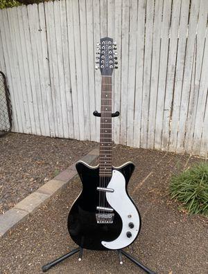 Danelectro 12 string electric guitar for Sale in Phoenix, AZ