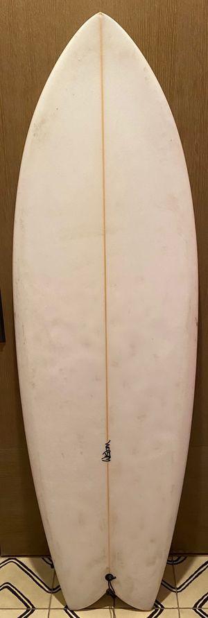 "Wilson Custom 5'6"" Fish Surfboard for Sale in Newport Beach, CA"