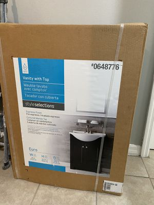 Brand new bathroom vanity for Sale in Orlando, FL