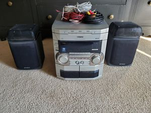 Philips 3 CD and two Tape player for Sale in Stafford Courthouse, VA