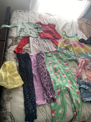BIG girl clothes and shoes bundle for Sale in Frederick, MD