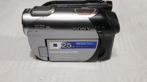 Sony handycam 2.5 megapixel for Sale in Virginia Beach, VA