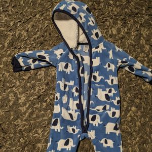 9 Month Fleece With Hood for Sale in Tempe, AZ