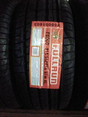 Fullrun 215/55/16 for Sale in Baldwin Park, CA