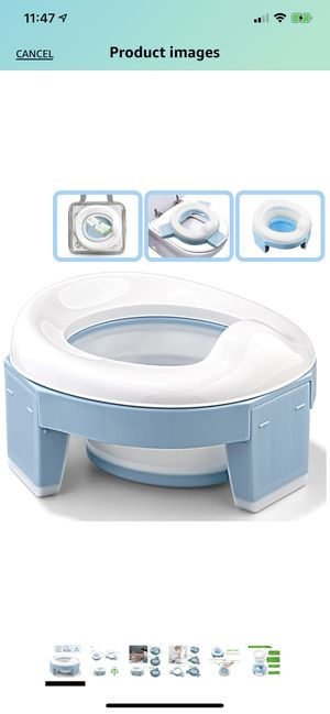 Portable Potty Seat for Sale in Henderson, NV