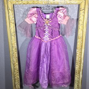 Rapunzel Disney costume size 10 for Sale in Brandon, FL