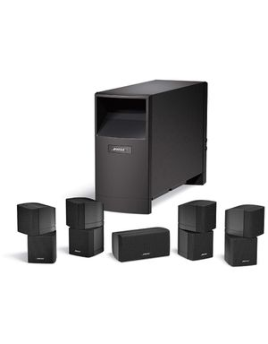 Bose Acoustimass 10 Series IV Home Entertainment Speaker System (Black) for Sale in Dallas, TX