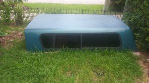 Long bed camper top for Sale in Oakland Park, FL