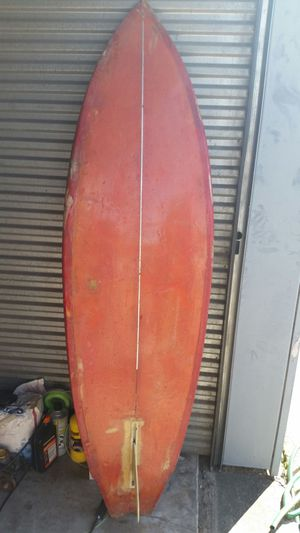 Surfboard Single Fin for Sale in Pearland, TX