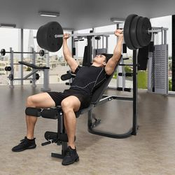 Exercise Bench Barbell Lifting Press for Sale in Los Angeles,  CA